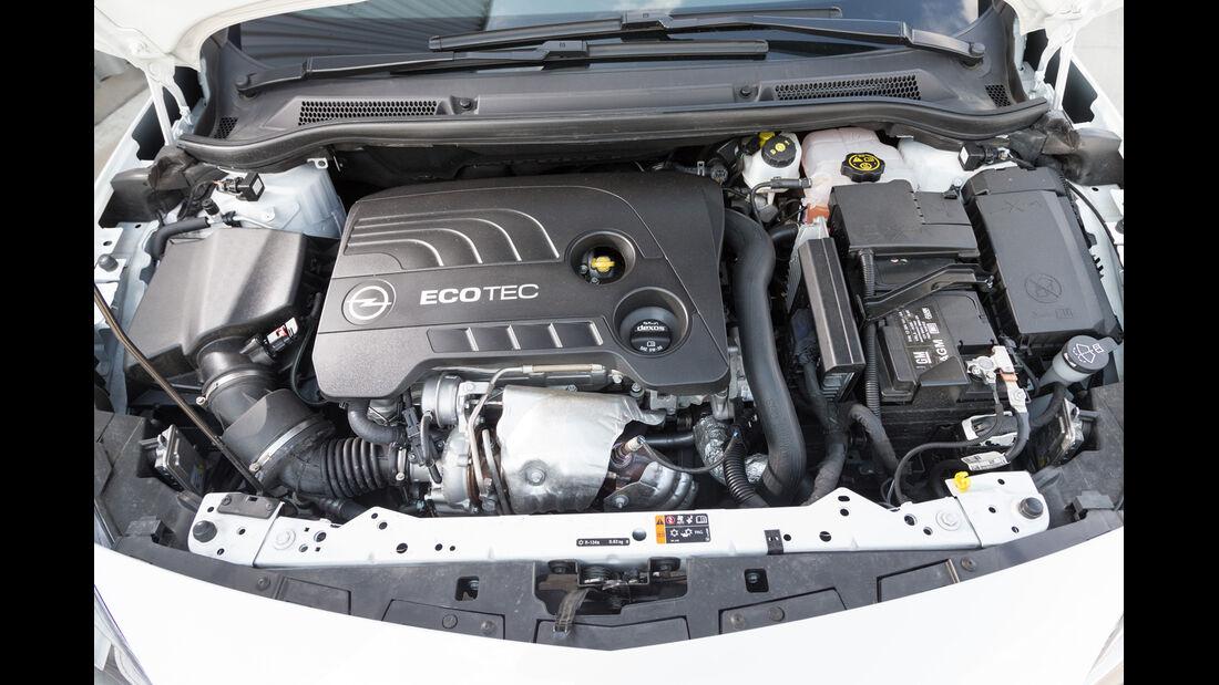 Opel Cascada 1.6 Ecotec Turbo, Motor