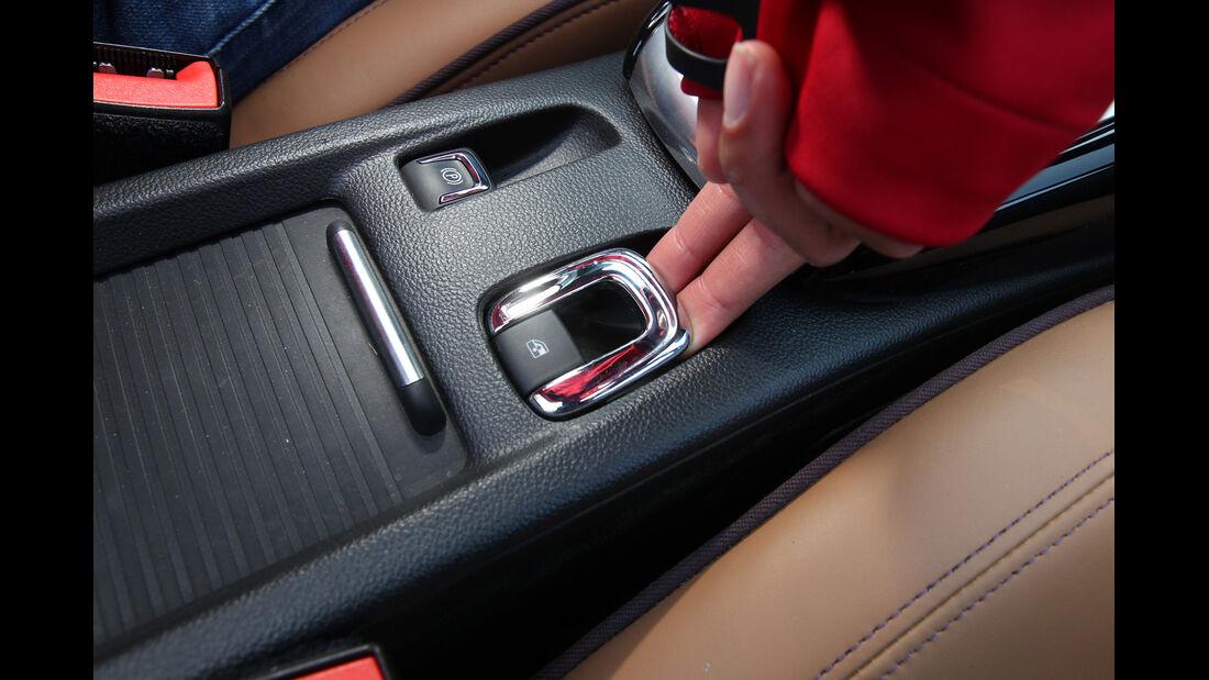 Opel Cascada 1.6 SIDI Turbo, Bedienelement