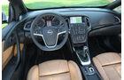 Opel Cascada 1.6 SIDI Turbo, Cockpit, Lenkrad