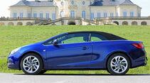Opel Cascada 1.6 Sidi Turbo, Seitenansicht