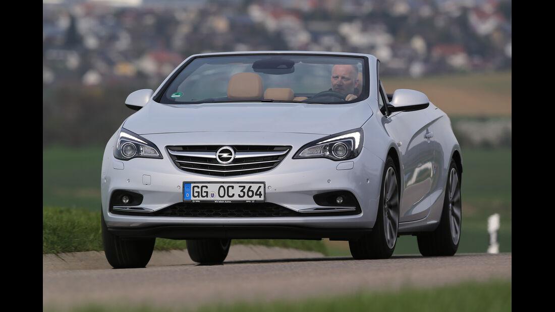 Opel Cascada 1.6 Turbo SIDI Turbo, Frontansicht