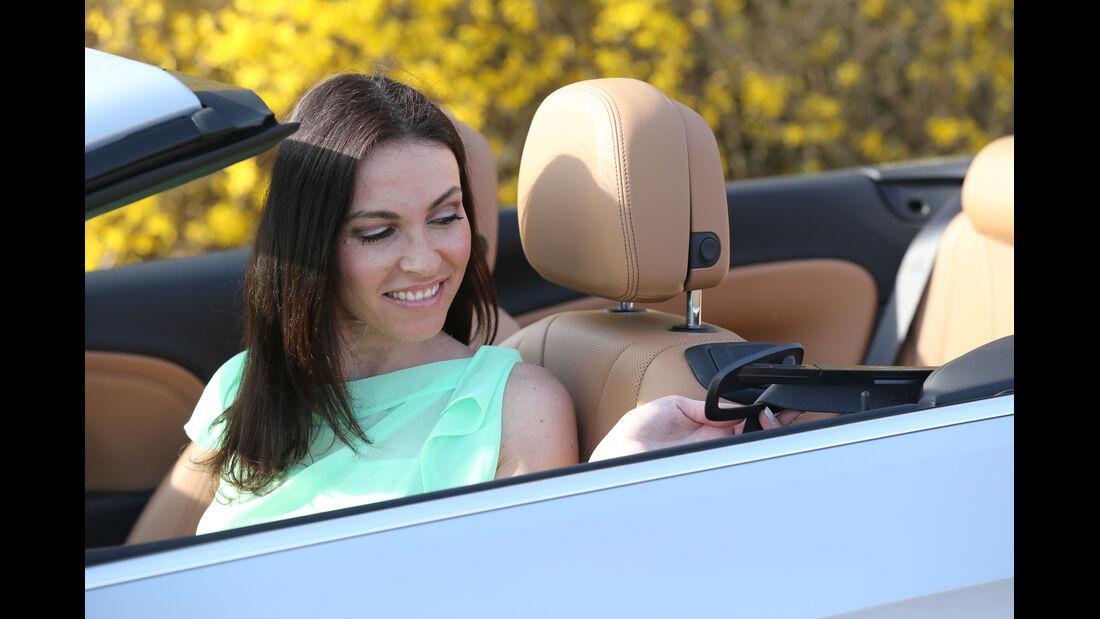 Opel Cascada 1.6 Turbo SIDI Turbo, Kopfstütze