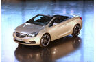 Opel Cascada, Frontansicht