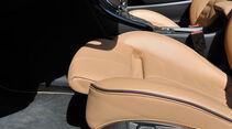Opel Cascada, Sitz, Oberschenkelauflage