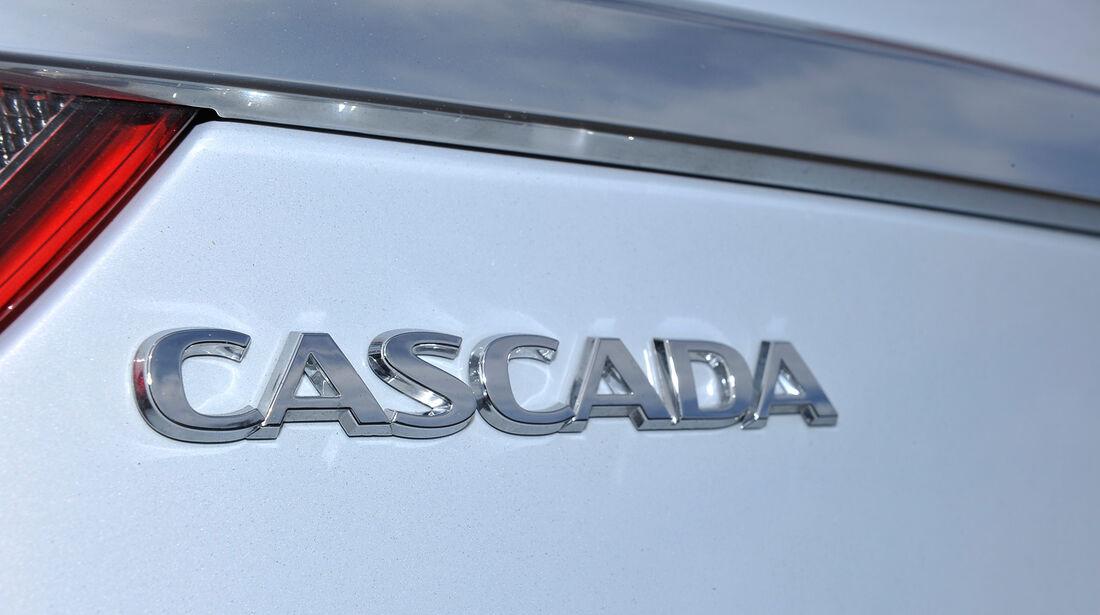 Opel Cascada, Typenbezeichnung