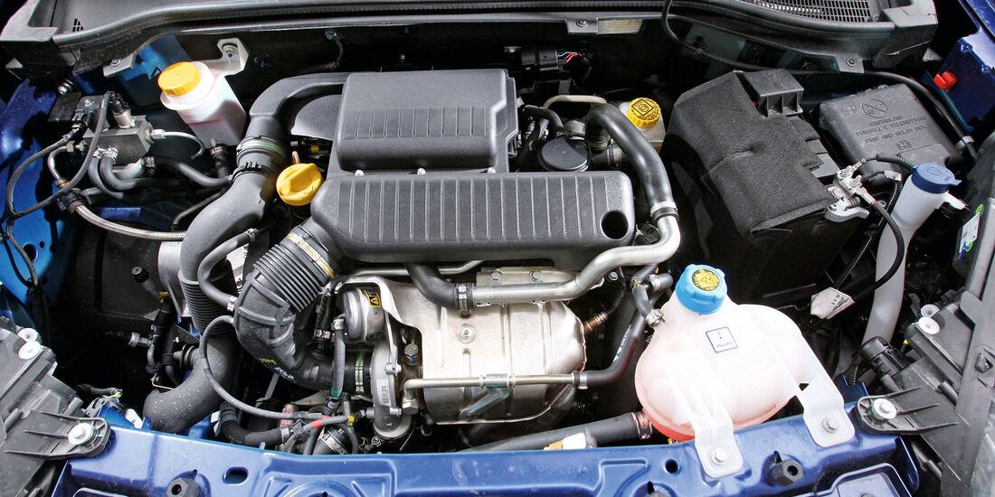 Opel Combo 1.4 Turbo CNG, Motor