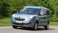 Opel Combo 1.6 CDTi, Frontansicht