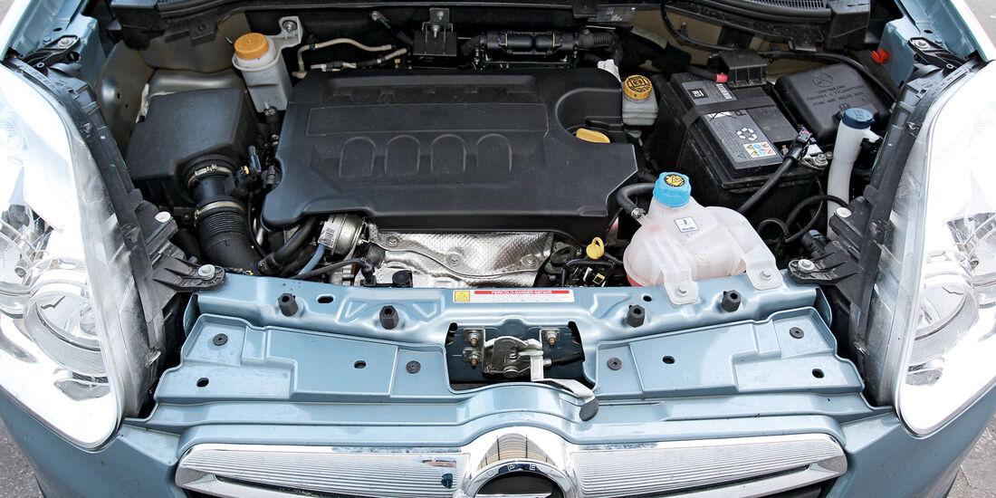 Opel Combo 1.6 CDTi, Motor