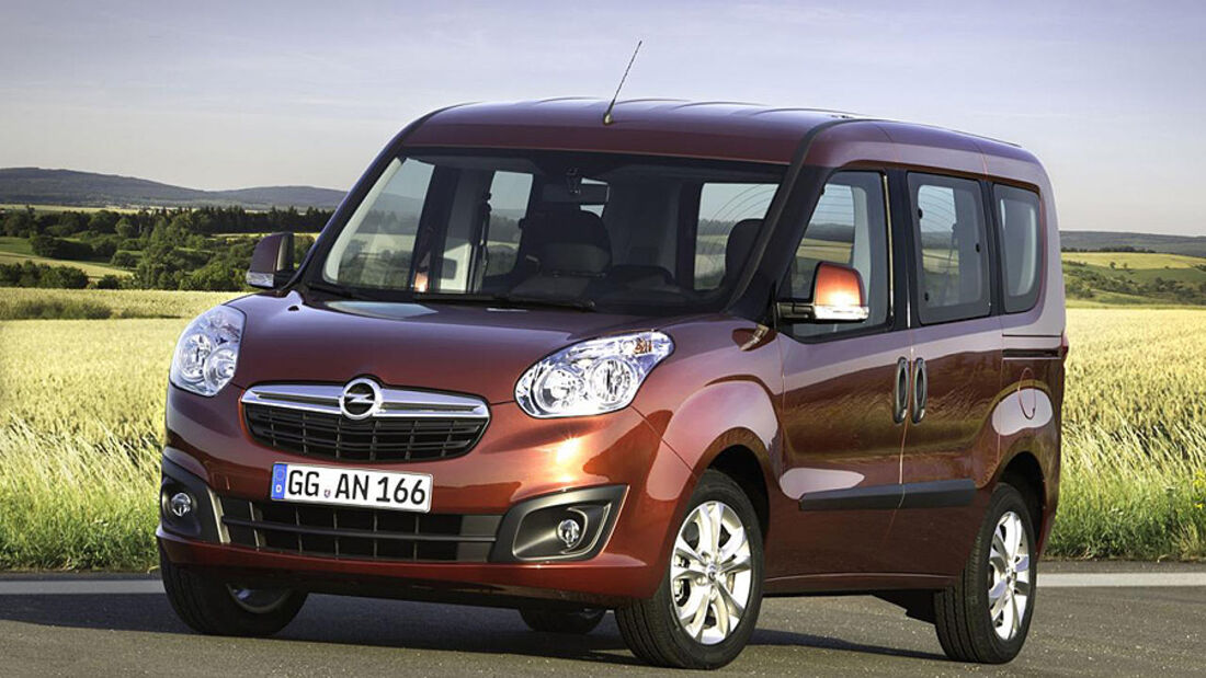 Opel Combo (2012)
