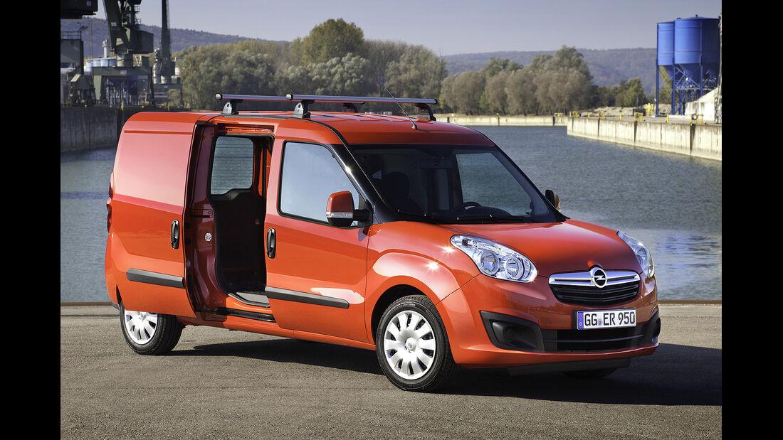 Opel Combo, 2013