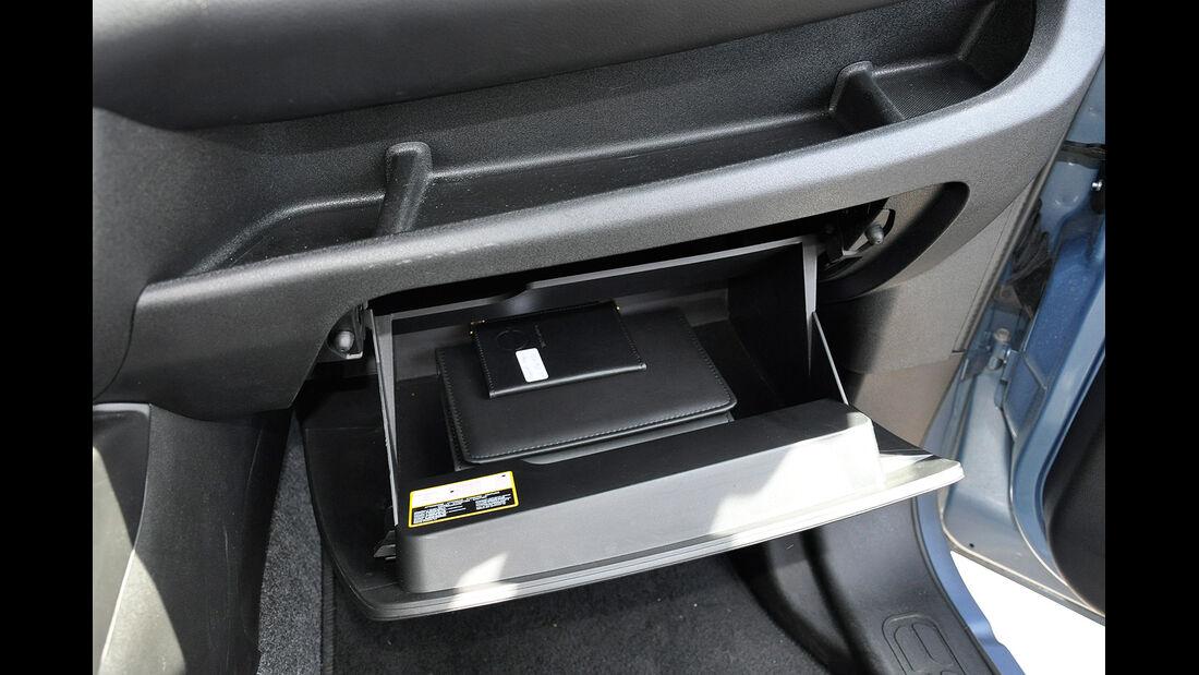 Opel Combo, Ablage, Handschuhfach