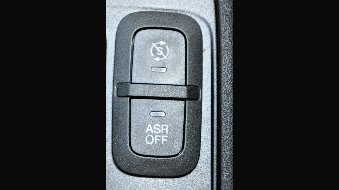 Opel Combo, Anti-Schlupf-Regelung
