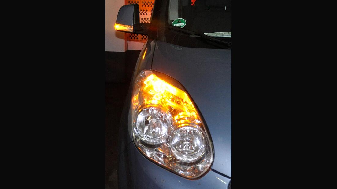 Opel Combo, Blinker