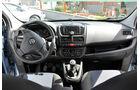 Opel Combo, Cockpit