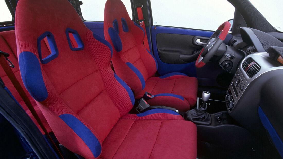 Opel Combo Concept Eau Rouge