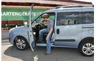 Opel Combo, Fahrertür, Fahrersitz