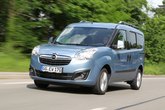 Opel Combo, Frontansicht