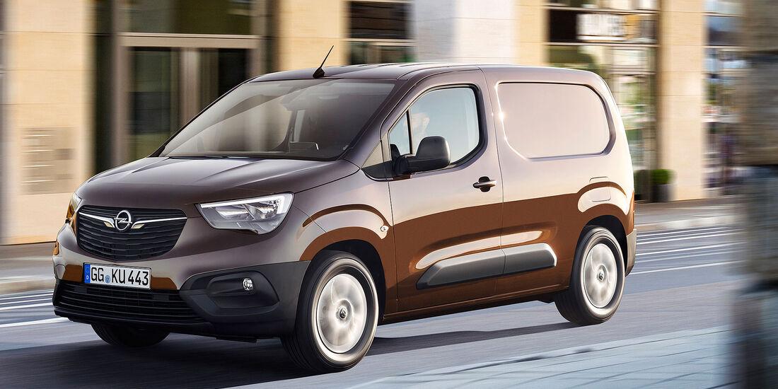 Opel Combo Kastenwagen (2019)