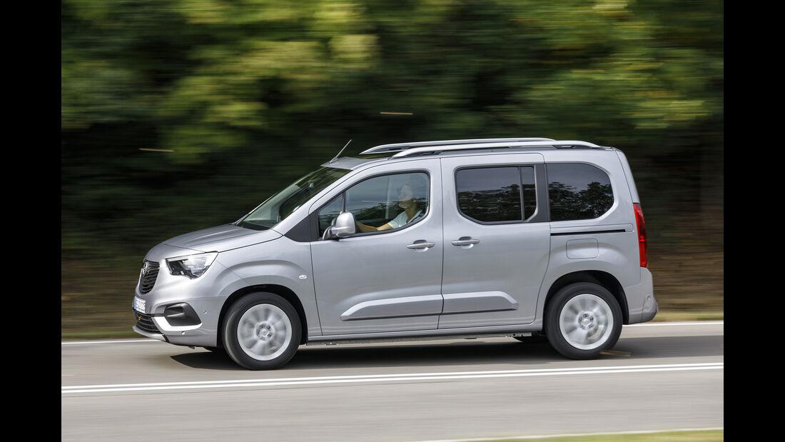 Opel Combo Life 1.5 D, Exterieur