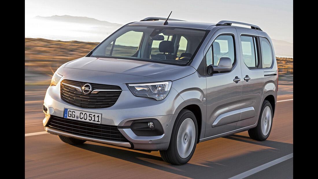 Opel Combo Life, Best Cars 2020, Kategorie L Vans