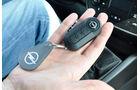 Opel Combo, Schlüssel