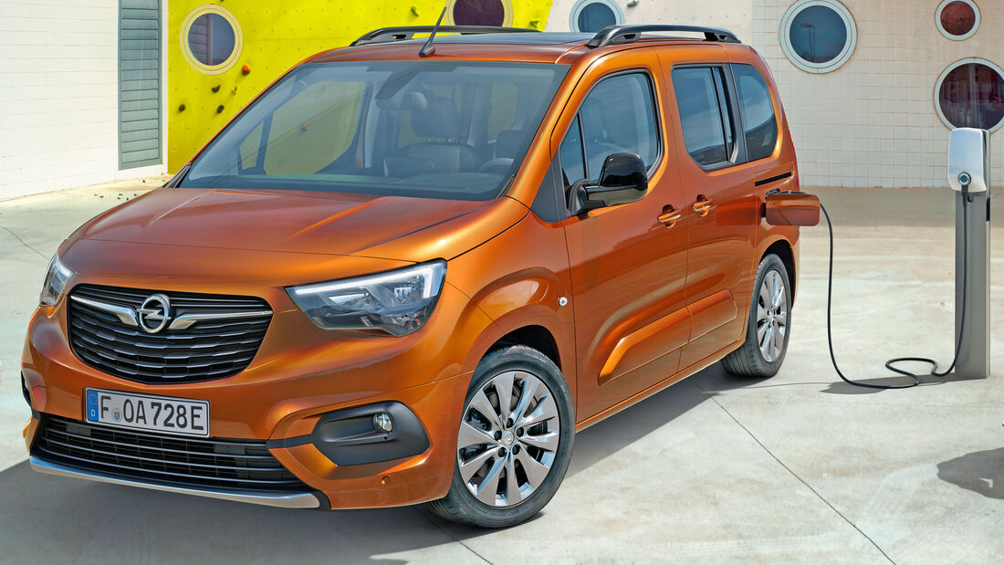 Opel Combo-e
