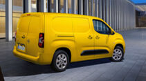 Opel Combo-e Cargo 2021