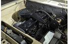 Opel Commodore 2500 S, Motor