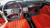 Opel Commodore B, Cockpit