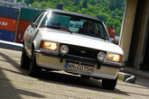 Opel Commodore B, Frontansicht