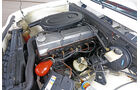 Opel Commodore B, Motor