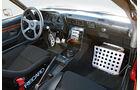 Opel Commodore GS, Cockpit, Lenkrad