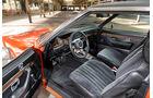 Opel Commodore GS/E, Cockpit