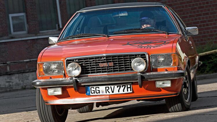 Opel Commodore GS/E Kaufberatung: Commodore B im Sportanzug ...