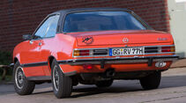 Opel Commodore GS/E, Heckansicht