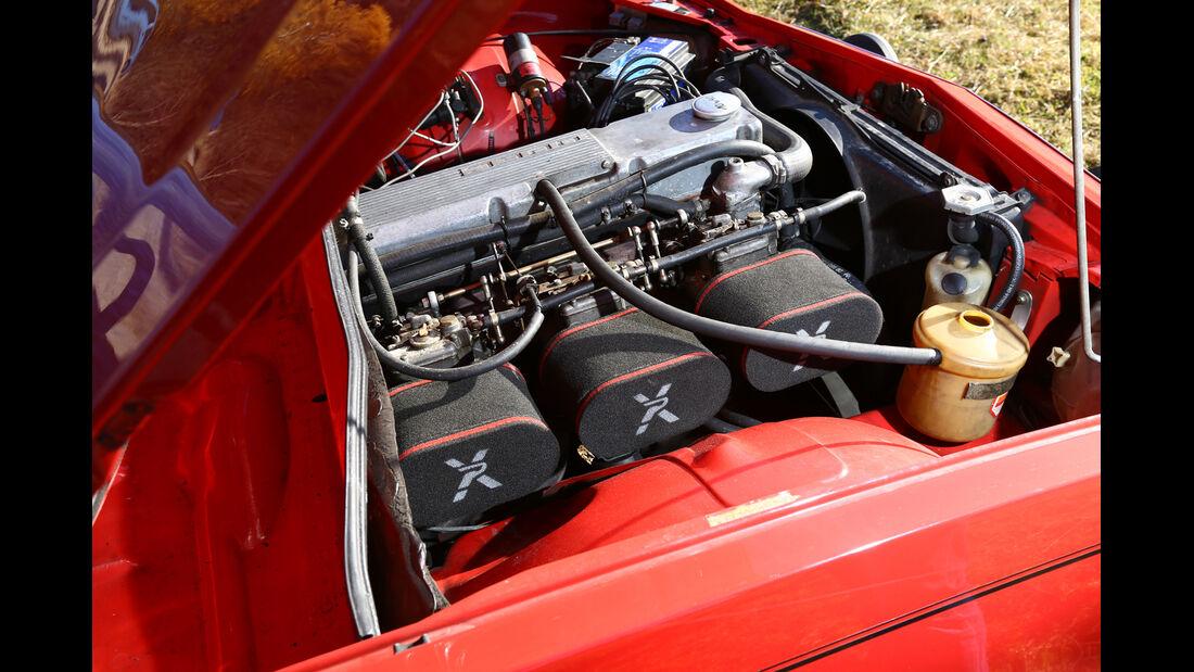 Opel Commodore GS, Motor