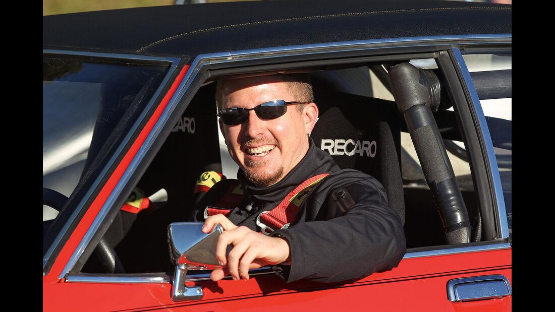 Opel Commodore GS, Seitenfenster
