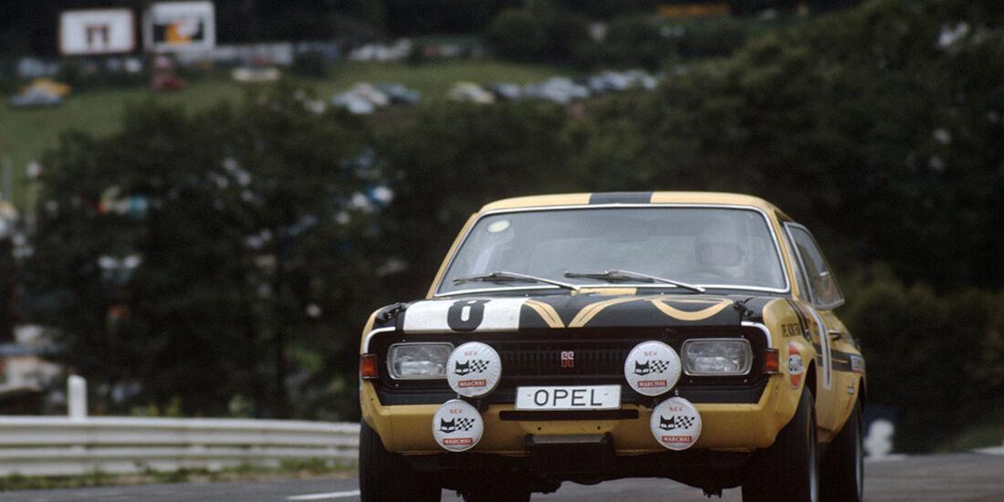 Opel Commodore GS