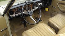 Opel Commodore, Innenraum