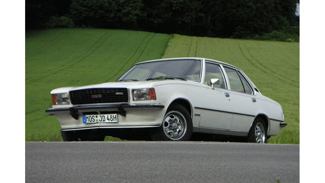 Opel Commodore Jens Dralle