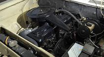 Opel Commodore, Motor