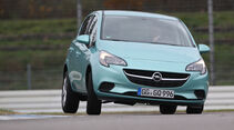 Opel Corsa 1.0 Turbo, Frontansicht