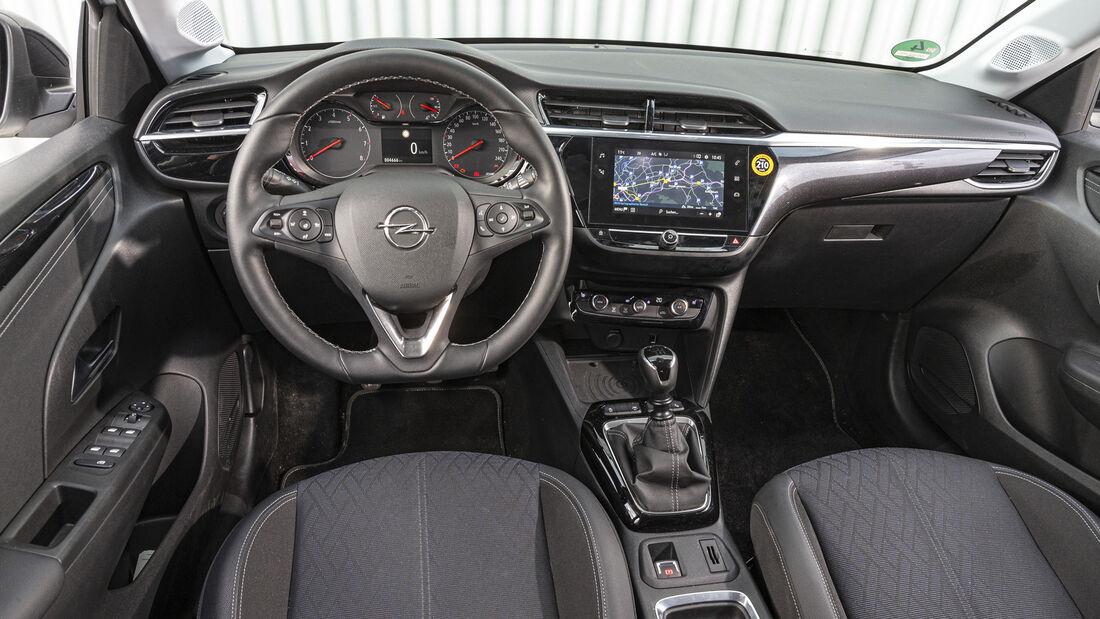 Opel Corsa 1.2 DI Turbo, Interieur