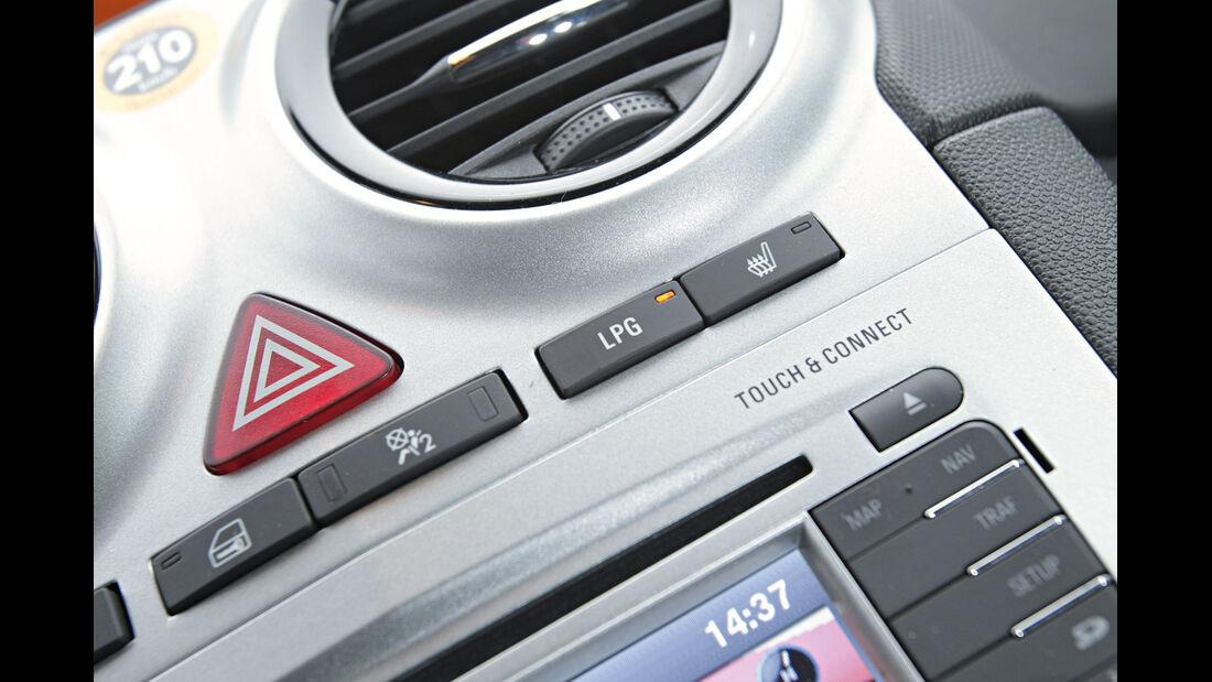 Opel Corsa 1.2 LPG ecoFLEX Edition, Bedienelement, LPG