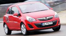 Opel Corsa 1.2 LPG ecoFLEX Edition, Frontansicht