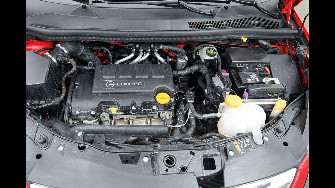 Opel Corsa 1.2 LPG ecoFLEX Edition, Motor