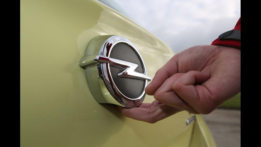 Opel Corsa 1.3 CDTI, Emblem