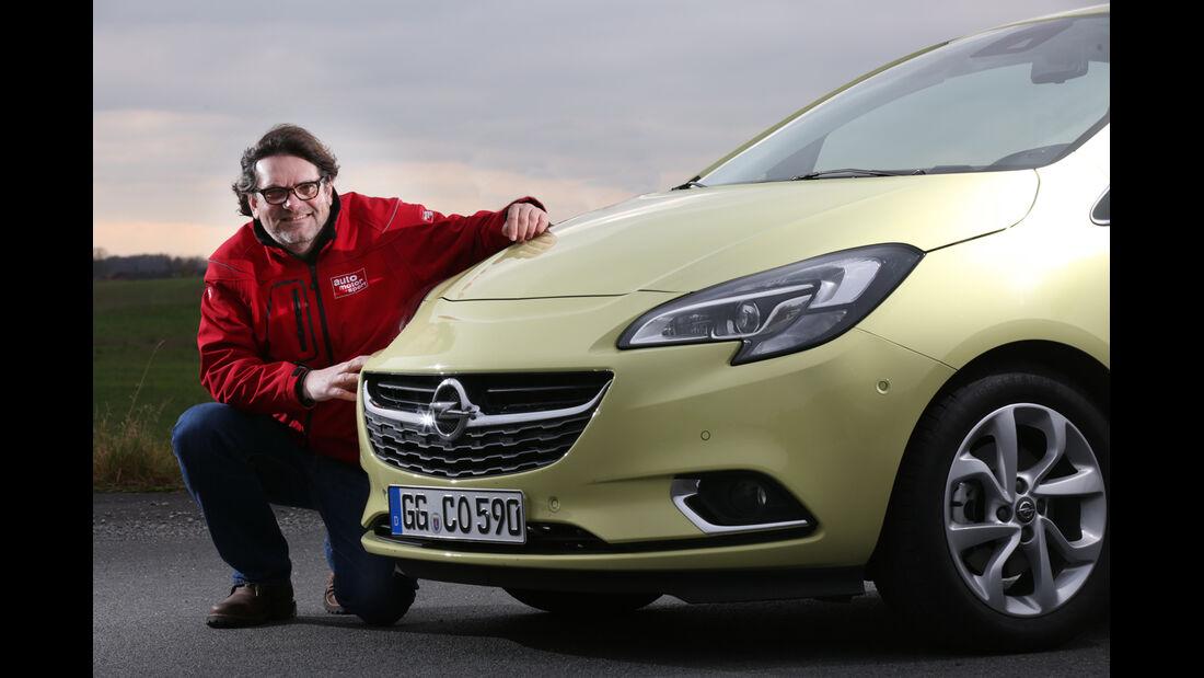 Opel Corsa 1.3 CDTI, Heinrich Lingner