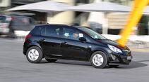 Opel Corsa 1.3 CDTi ECOFLEX, Seitenansicht