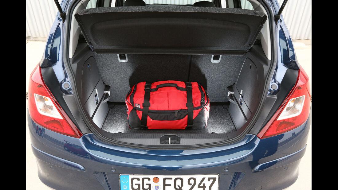 Opel Corsa 1.4 Innovation, Kofferraum